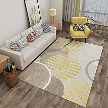 RUGMRZ Anti-Dirty modern geometric style Floor Rug