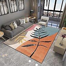 RUGMRZ Area Rug Orange series of modern minimalist