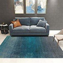 RUGMRZ Bedroom Carpets blue Carpet living room
