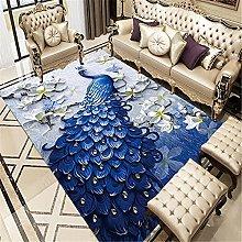 RUGMRZ Carpet Rug Modern minimalist 3D animal
