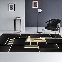 RUGMRZ Carpet Spots For Classroom Black square
