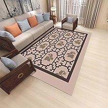RUGMRZ Carpets For Living Room grey Carpet Grey