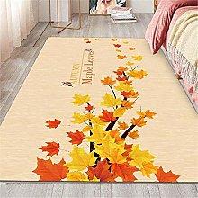 RUGMRZ Extra Large Rugs Salon carpet soft orange