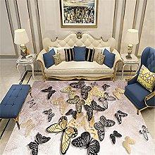 RUGMRZ Living Room Rugs Modern minimalist animal