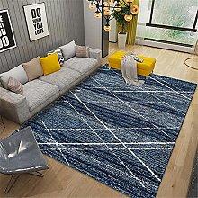 RUGMRZ Rug For Bedroom Abstract art popular wind