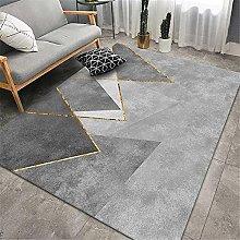 RUGMRZ Rug For Living Room Modern gray fashion