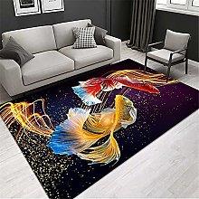RUGMRZ Rug For Living Room Oriental Carpet 3D