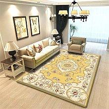 RUGMRZ Soft baby can crawl Bedroom Carpet Yellow