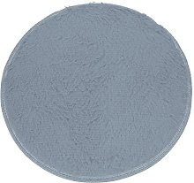 Rugs Carpet LEEDY Exquisite Round-Shaped Rugs Non