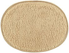 Rugs & Carpet LEEDY Oval Soft Touch Shaggy Thick