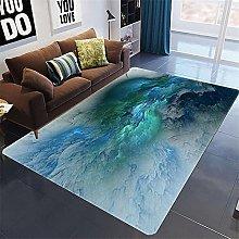 Rugs Cloud - 007 Printed Soft Carpets Anti-Slip