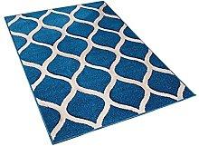 Rugs Direct Portland 1095 L Blue/Grey Rug Shop UK