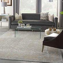 Rugs Direct Rug, Grey, 239cm x 330cm