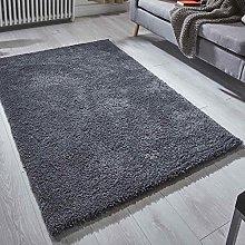 Rugs Direct Rug, Grey, 80cm x 150cm