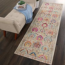 Rugs Direct Rug, Multicoloured, 2'X6'