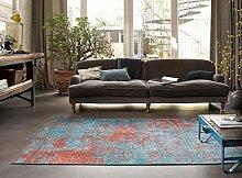Rugs Direct Rug, Multicoloured, 80cm x 150cm