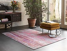 Rugs Direct Rug, Pink, 130cm x 190cm
