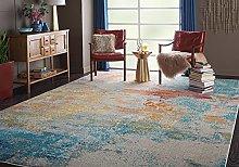 Rugs Direct Rug, POLYPROPYLENE, Multicoloured,