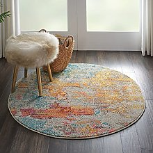 Rugs Direct Rug, Synthetic, Multicoloured, 160cm x