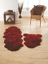 Rugs Direct Rug, Wool, Colour, One Size