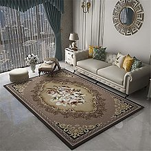 Rugs furniture living room Living room brown