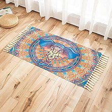 Rugs Large, Outdoor Rugs Bohemian Rug for Living