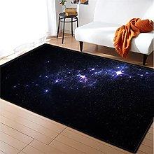 Rugs Living Room Large 160x230cm Dark Purple