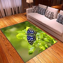 Rugs Living Room Large -160x230cm Green Purple