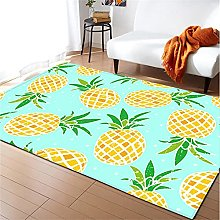 Rugs Living Room Rugs for Bedroom Animal Yellow