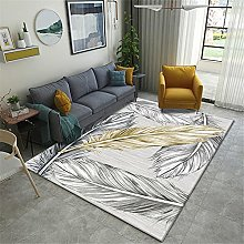Rugs sofa for bedroom rug Gray yellow simple
