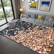 Rugs Stone Printed - 003 Printed Soft Carpets