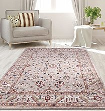 RUGS SUPERSTORE New Beige Cream Traditional