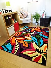 Rugs Superstore NEW BRIGHT COLOURFUL THICK SOFT