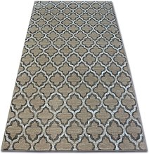 Rugsx - Carpet ARGENT - W4030 Trellis Beige Shades