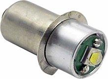 Ruiandsion 1pcs P13.5S LED Upgrade Bulb 3W LED