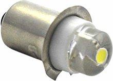 Ruiandsion P13.5S Torch Light Bulb DC 3-18V 0.5W
