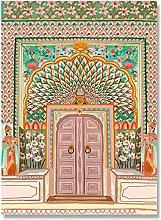 RuiChuangKeJi Art poster 19.7x27.6in(50x70cm) No