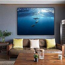 RuiChuangKeJi Canvas Artwork 19.6x23.6in(50x60cm