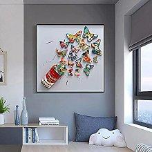 RuiChuangKeJi Canvas print 19.7x19.7in(50x50cm) No