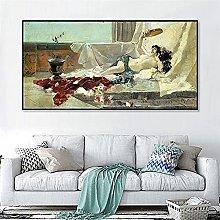 RuiChuangKeJi Canvas print 23.6x47.2in(60x120cm)