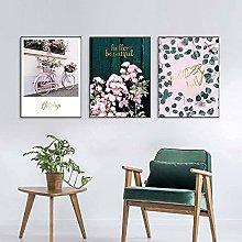RuiChuangKeJi prints for walls 3 piece