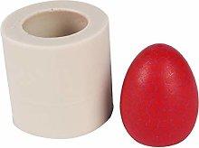 Ruilonghai 3D Easter Egg Silicone Mold - 3D Egg