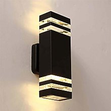 RUINAIER Outside Wall Lights for Terrace, Porch,
