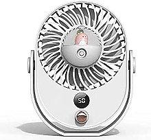 Ruisan Air cooler humidifier USB micro fan