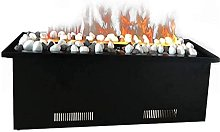 Ruisan Electric Fireplace 3D Atomized Steam Hotel