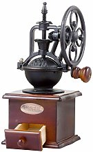 Ruiting Manual Coffee Grinder Brown Vintage Style