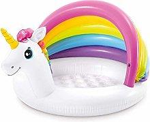 RuiXi Inflatable Swimming Pool - Unicorn Shade