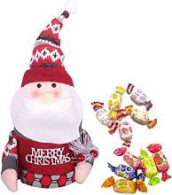 ruixin Candy Box - Christmas Snowman Theme Gift