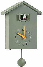 RUIXINBC Nordic Cuckoo Wall Clock, Cuckoo Clock