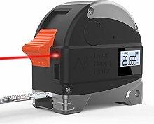 Ruler Measuring 2 in 1 30M Laser Rangefinder